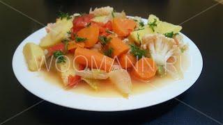 Тушеные овощи Турецкие рецепты
