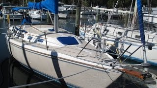 Used 1989 Catalina 30 Mark Ii For Sale In Gulfport, Florida