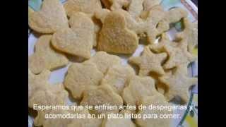 LA COCINA DE ILE - Galletitas de manteca