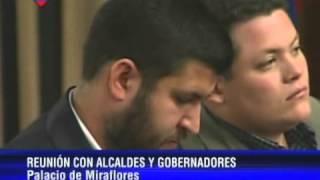La enjabonada que el Presidente Nicolás Maduro dio al alcalde David Smolansky