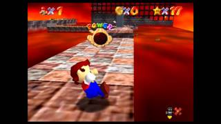 Super Mario 64: Chaos Edition 120 Star - Funnies and Fails Compilation