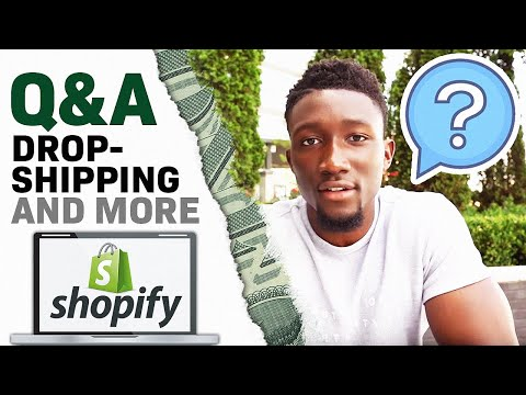 Answering Your Dropshipping Questions + My Thoughts On Shopify Gurus