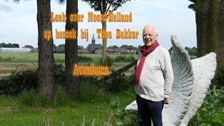 Loek over Noord Holland op Bezoek bij Theo Bakker Avenhorn - deel 1