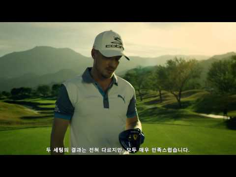 Rickie Fowler & Jonas Blixt First Reaction To The Fly Z   Driver sub