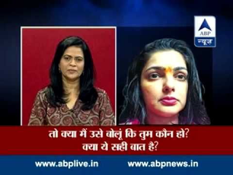 ABP LIVE EXCLUSIVE l Mamta Kulkarni's full interview l Defends drug smuggler Vicky Goswami