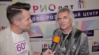 """Эксклюзивное интервью солиста группы """"Лейся, песня"""" Александра Филаткина сразу после концерта"""