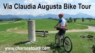 Via Claudia Augusta Bike Tour with Charnes Tours