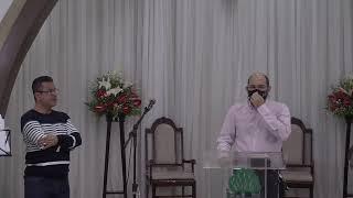 Culto de  oração - 03/11/2020 -