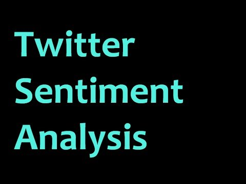 How to do real-time Twitter Sentiment Analysis (or any analysis)