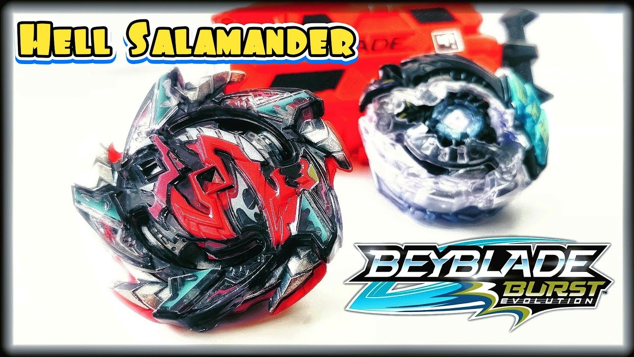 Our First Takara Tomy Beyblade Hell Salamander Unboxing Review Battle Burst Super Z Cho Z Youtube