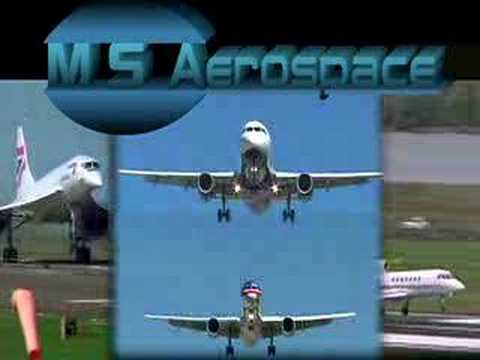 MS Aerospace Video