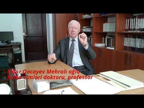 Salah - Müsahibə. Eldar Qocayev Mehralı Oğlu