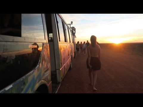 The Magic Bus - From Perth to Broome - 2016