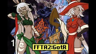 Final Fantasy Tactics A2: Grimoire of the Rift (DS) [Part 1] - Stranger in the Woods, Hard Mode