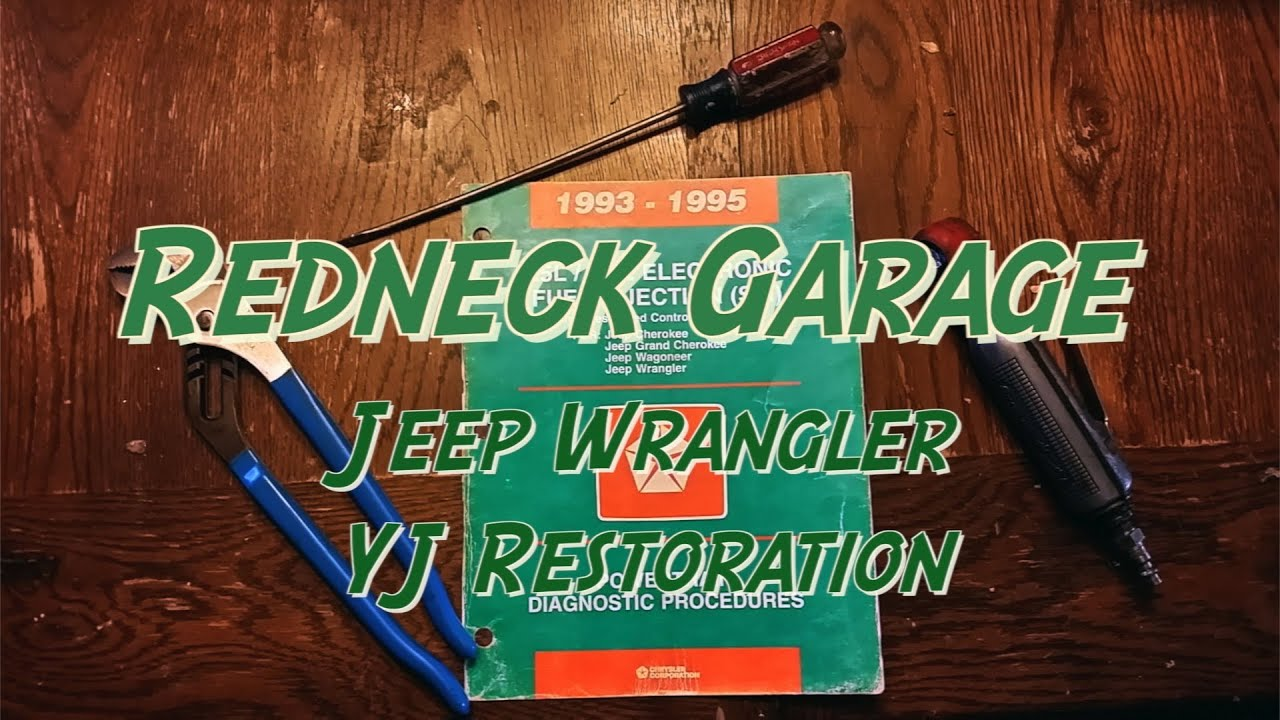 1993 1995 Powertrain Diagnostic Procedures Manual Free Download Jeep Wrangler