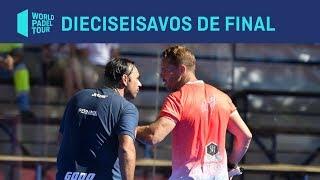 Resumen Dieciseisavos 1 Valladolid Master 2019 | World Padel Tour