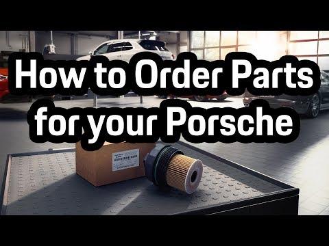 How To Order Parts For Your Porsche | Derek Rush
