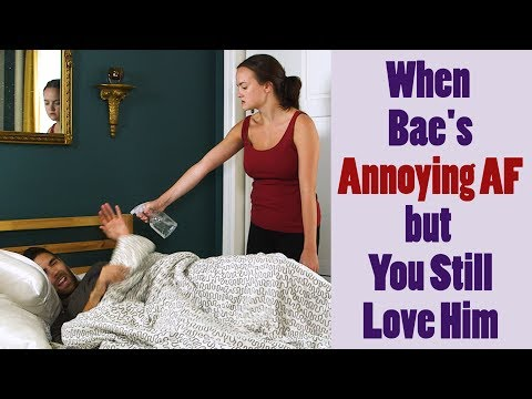 Fighting in Relationships: Messy Boyfriend is Annoying | CoupleThing - Duur: 1:23.
