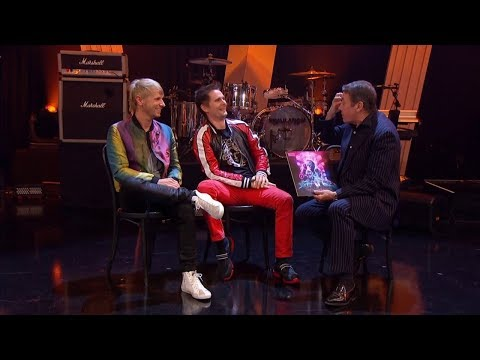 Muse Interview - Later... with Jools Holland 2018