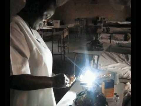Hult Global Case Challenge - Light up Africa