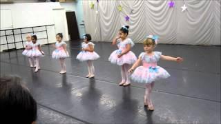 The Littlest Dancer Stealing the Show