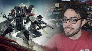 Destiny 2 Xbox One Review