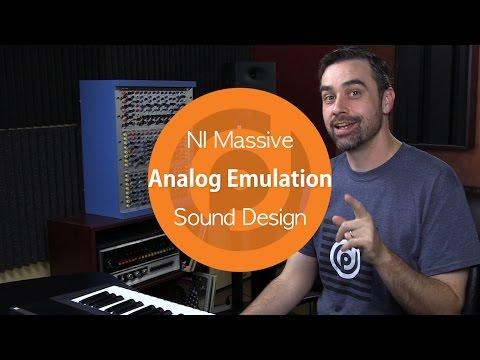 NI Massive | Analog Emulation | Sound Design