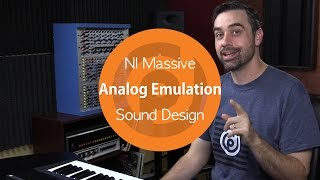NI Massive | Analog Emulation | Sound Design