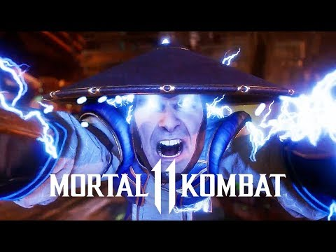 Mortal Kombat 11 - Official Launch Trailer