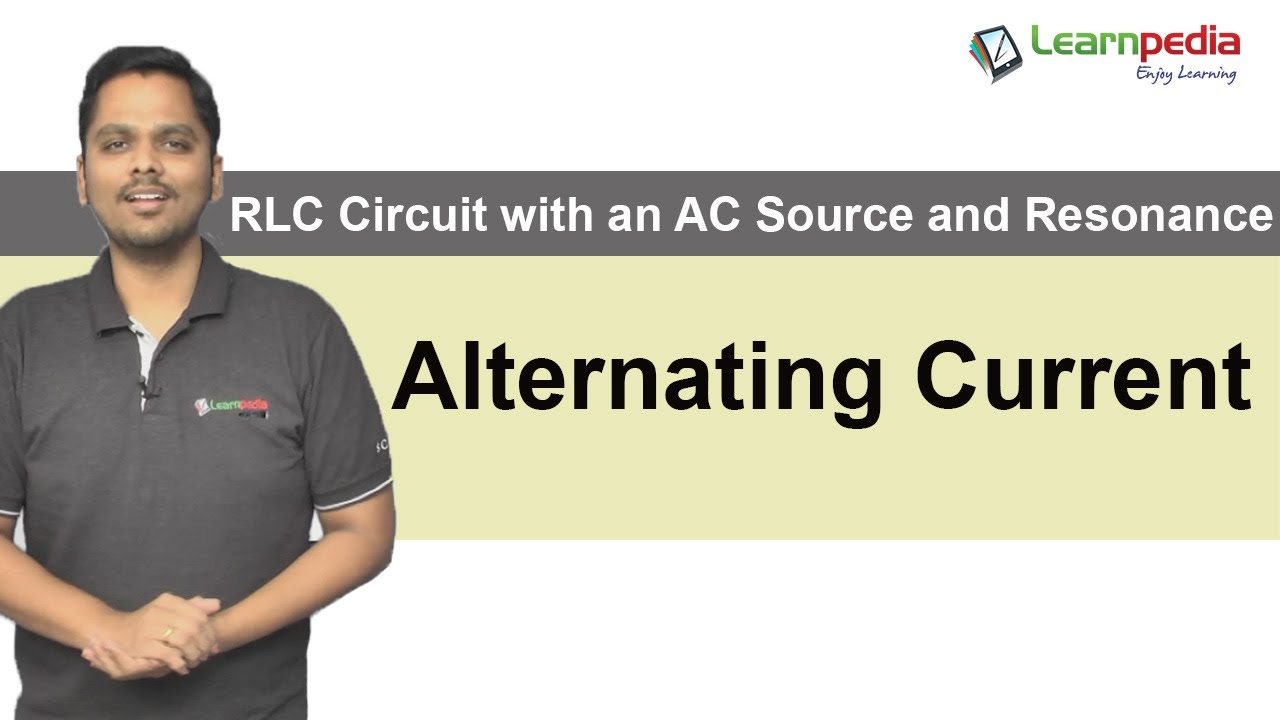 Know More About Rlc Circuit With An Ac Source And Resonance Jee Impedance Of From Phasor Electronics Forum Circuits Physics Xii Alternating Current
