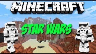 Minecraft Star Wars Mod [1.6.2] Deutsch [Vorstellung+Installation}