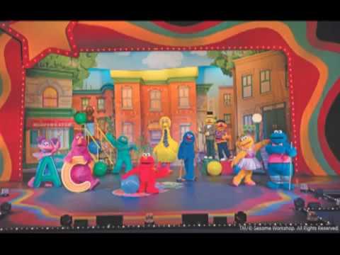 Sesame Street Live - Lets Dance (Original Cast Recording)