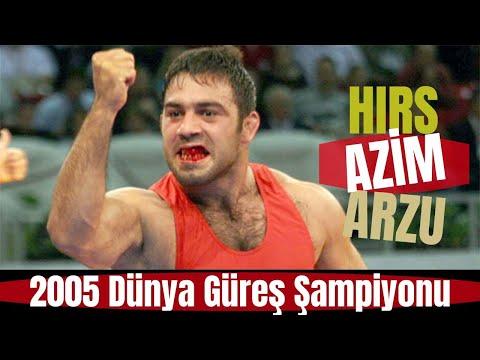 2005 Dünya Güreş