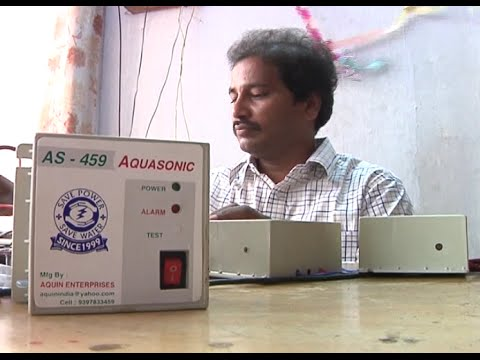 Alarm To Prevent Wastage of Power & Water Invented By An Electrician Of Vijayawada