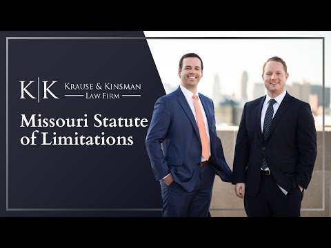 Missouri Statute of Limitations | Kansas City Personal Injury Lawyers