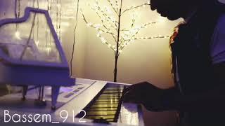عزف بيانو _ اغنية تبيني لك _راشد و عبدالجميد