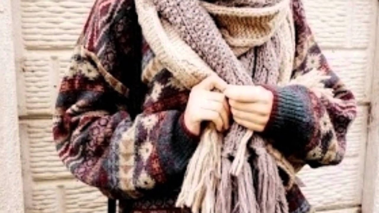 Famous Autumn / Fall And Winter Fashion & Style Inspiration For Women And  TJ56