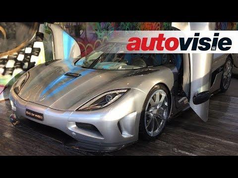 Autospot: Kijkje in de kelder bij Deals on Wheels in Dubai