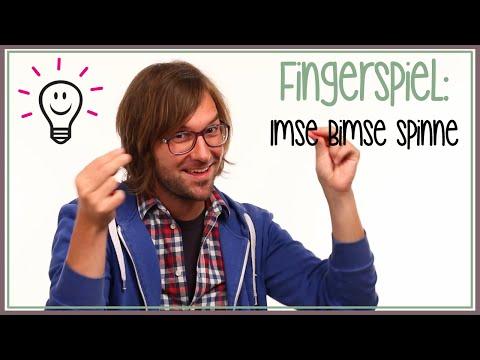 Free Download Fingerspiele: Imse Bimse Spinne   Mit Herrh Mp3 dan Mp4
