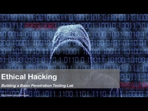 Building a Basic Penetration Testing Lab (Part 1)
