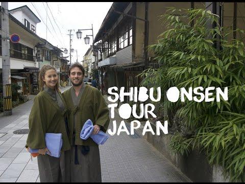 Why Visit Shibu Onsen: Beautiful Traditional Japanese Town