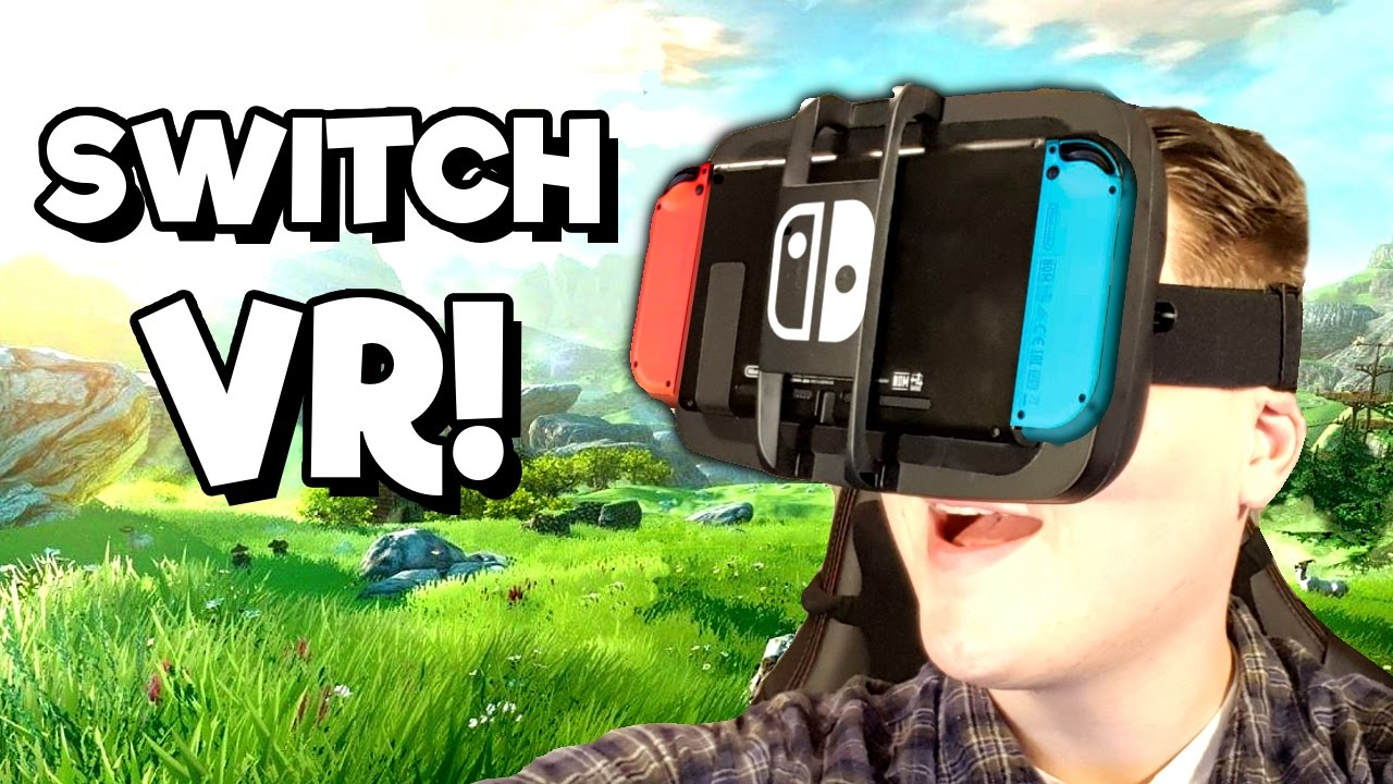 Switch VR TESTED! How well does it work? [Nintendo Switch]