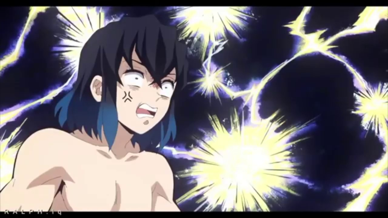 Zenitsu agatsuma (aleks le) · 4. If kacchan's voice actor dubs inosuke from demon slayer ...