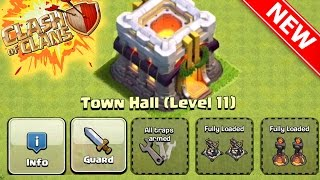 "Clash Of Clans | NEW ""VILLAGE GUARD"" CONFIRMED?!? 