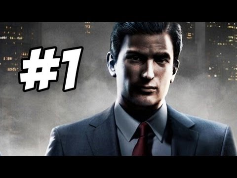 Mafia 2 Walkthrough - Part 1: The Great and Powerful Don Calo (Xbox360/PS3/PC)