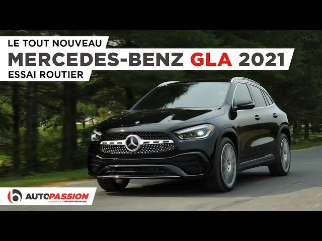 Mercedes-Benz GLA 2021 - Meilleur VUS Sous-Compact De Luxe ?