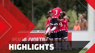 SAMENVATTING | PSV O17 - FC Utrecht O17