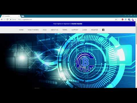 CRYPTOBITX  Join Best Matrix Plan 0 001 btc and Earn 1024 Bitcoin