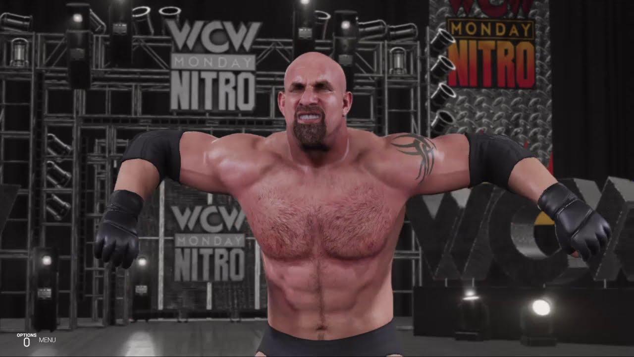 Download WWE 2K19 [Goldberg v Sting at WCW Monday Nitro]