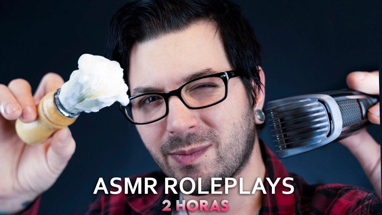 ASMR 2 HORAS DE SUSURROS (R0LEPLAYS) | Sleepy Tingles